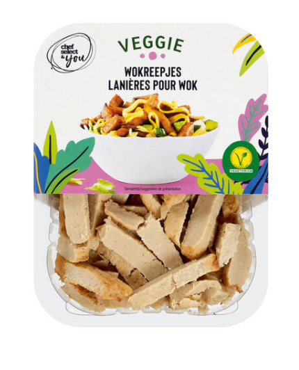 Lidl breidt Veggie en Vegan assortiment verder uit