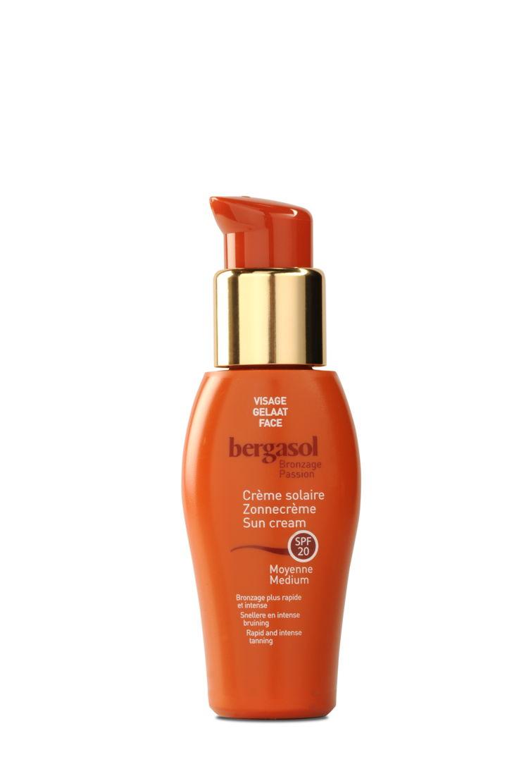 Bergasol crème visage€17,95