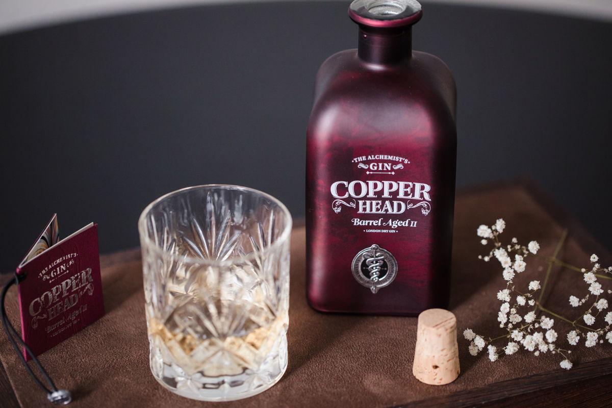 Copperhead Barrel Aged II – limited edition