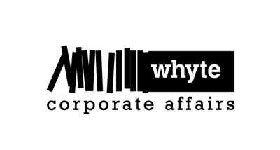 Whyte Corporate Affairs espace presse Logo