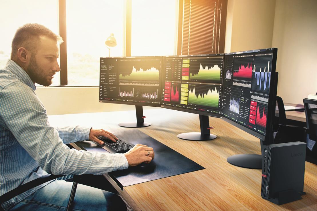 Lenovo omarmt gepersonaliseerde computingtransformatie
