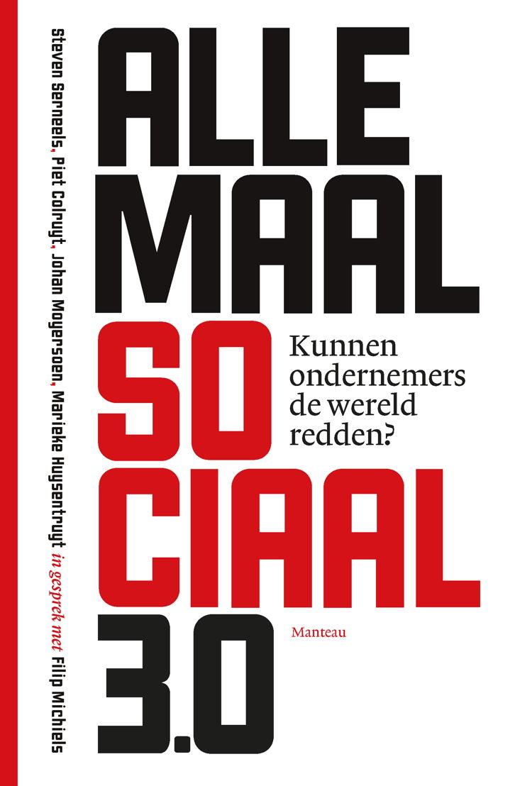 Cover 'Allemaal sociaal'