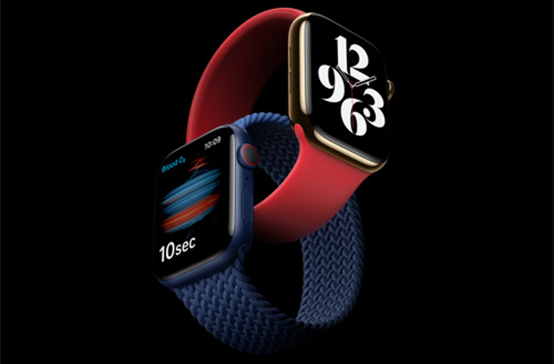 Telenet to offer the breakthrough Apple Watch Series 6 and Apple Watch SE
