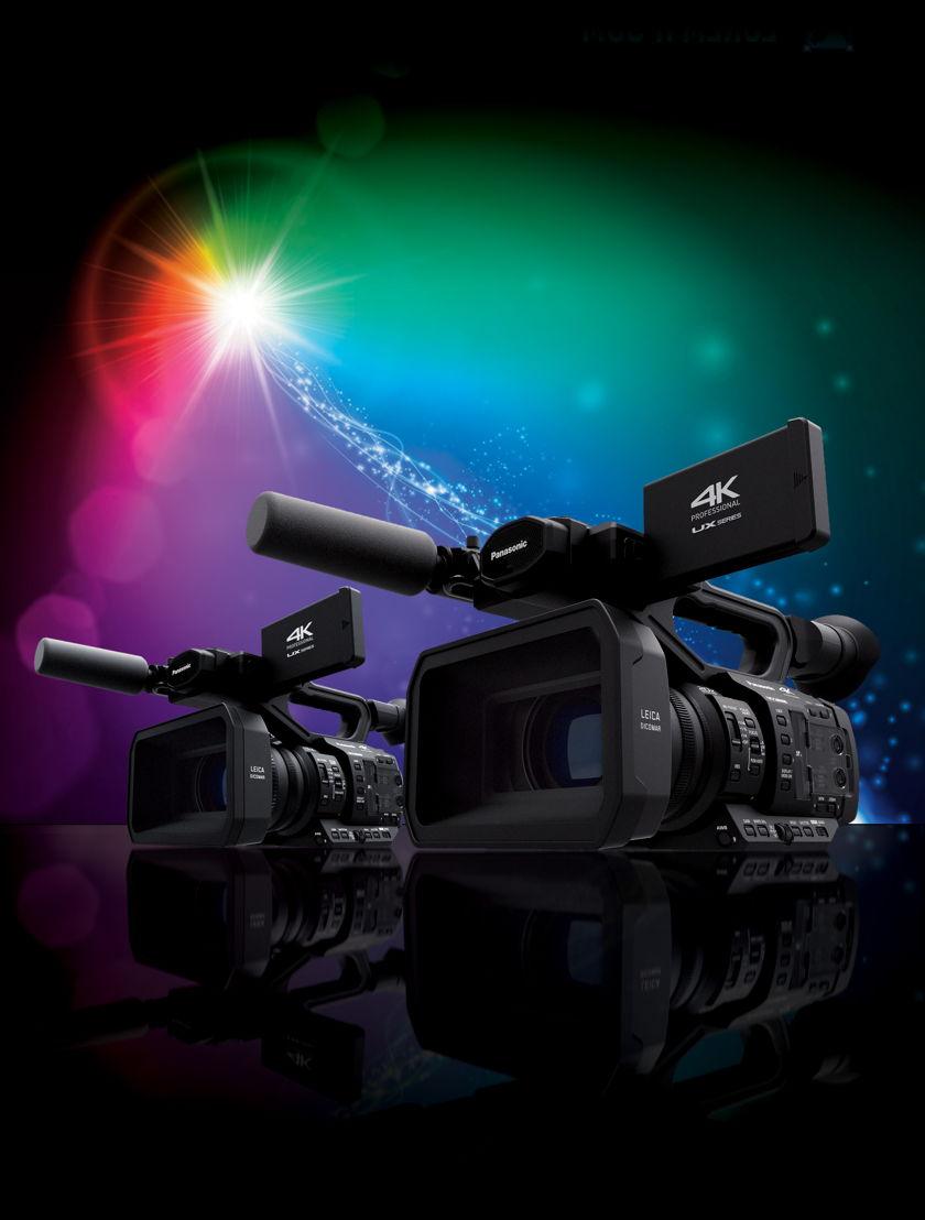 Panasonic Videocamaras Serie UX