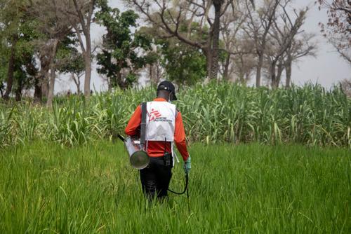 Niger : A Magaria, prévenir le paludisme en traitant l'eau dans les communautés
