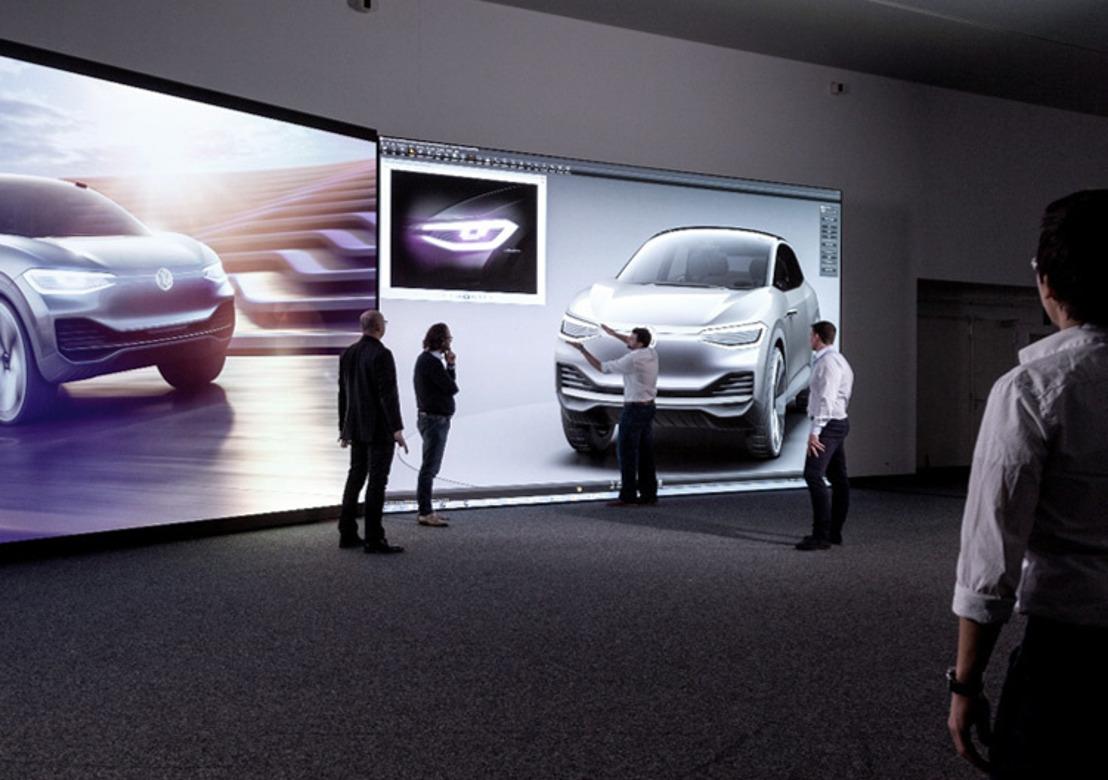 Tecnología de punta para el futuro: Volkswagen Design se enfoca en el trabajo digital