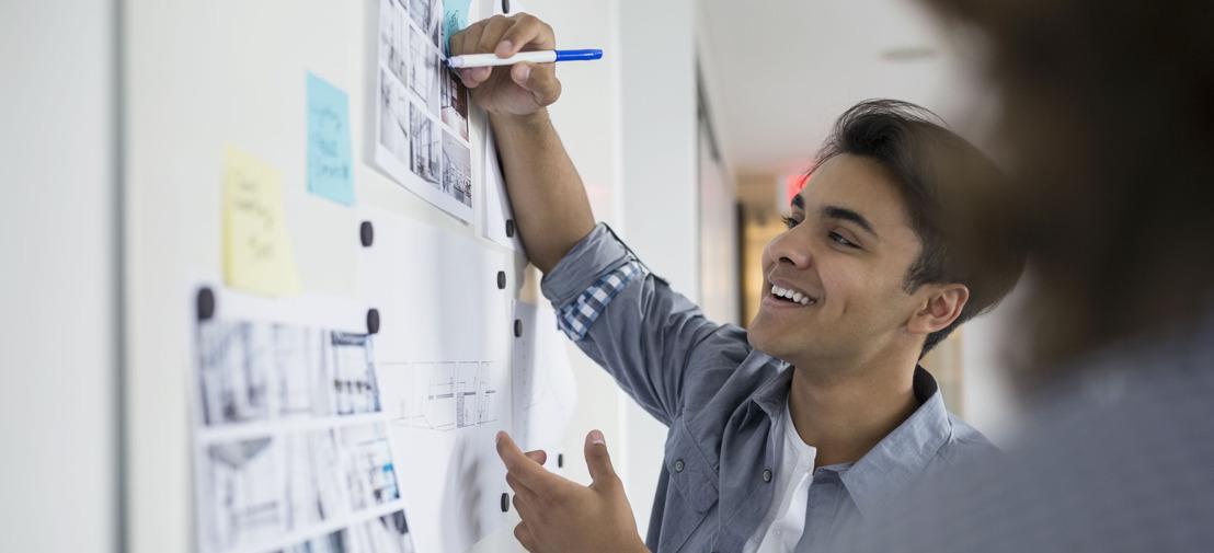 Una app desarrollada por jóvenes venezolanos fue la ganadora de una competencia promovida por SAP y Junior Achievement
