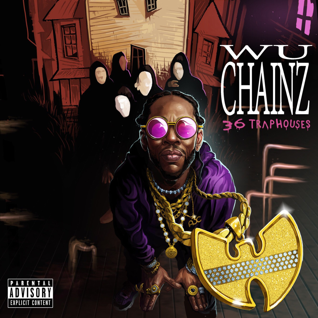A3C & DJ Critical Hype presents Wu-Chainz: 36 Trap Houses