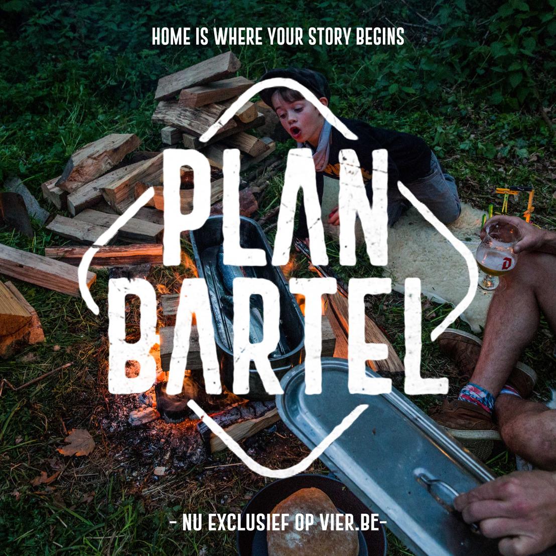 Plan Bartel - Bartel avonturiert vanaf morgen op VIER.be