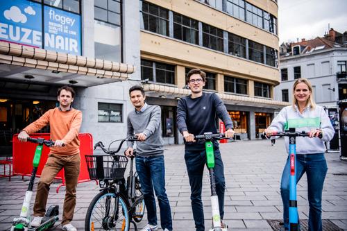 La start-up Mbrella rend la mobilité flexible gratuite pour les PME