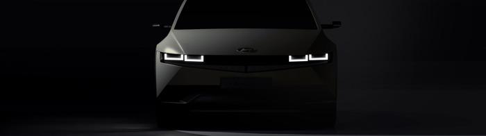 Hyundai présente les premières images de l' IONIQ 5