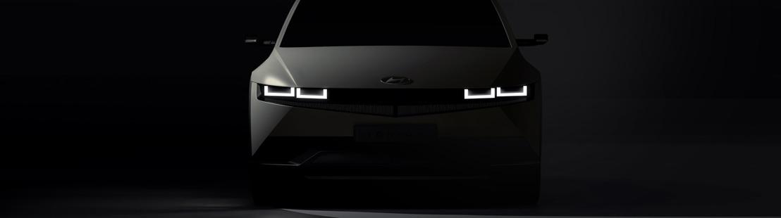 Hyundai toont eerste beelden van IONIQ 5