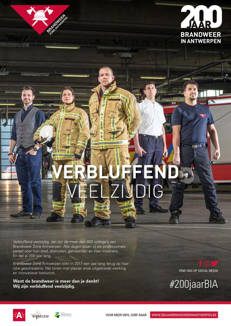 Brandweer Zone Antwerpen, Verbluffend Veelzijdig - The Oval Office