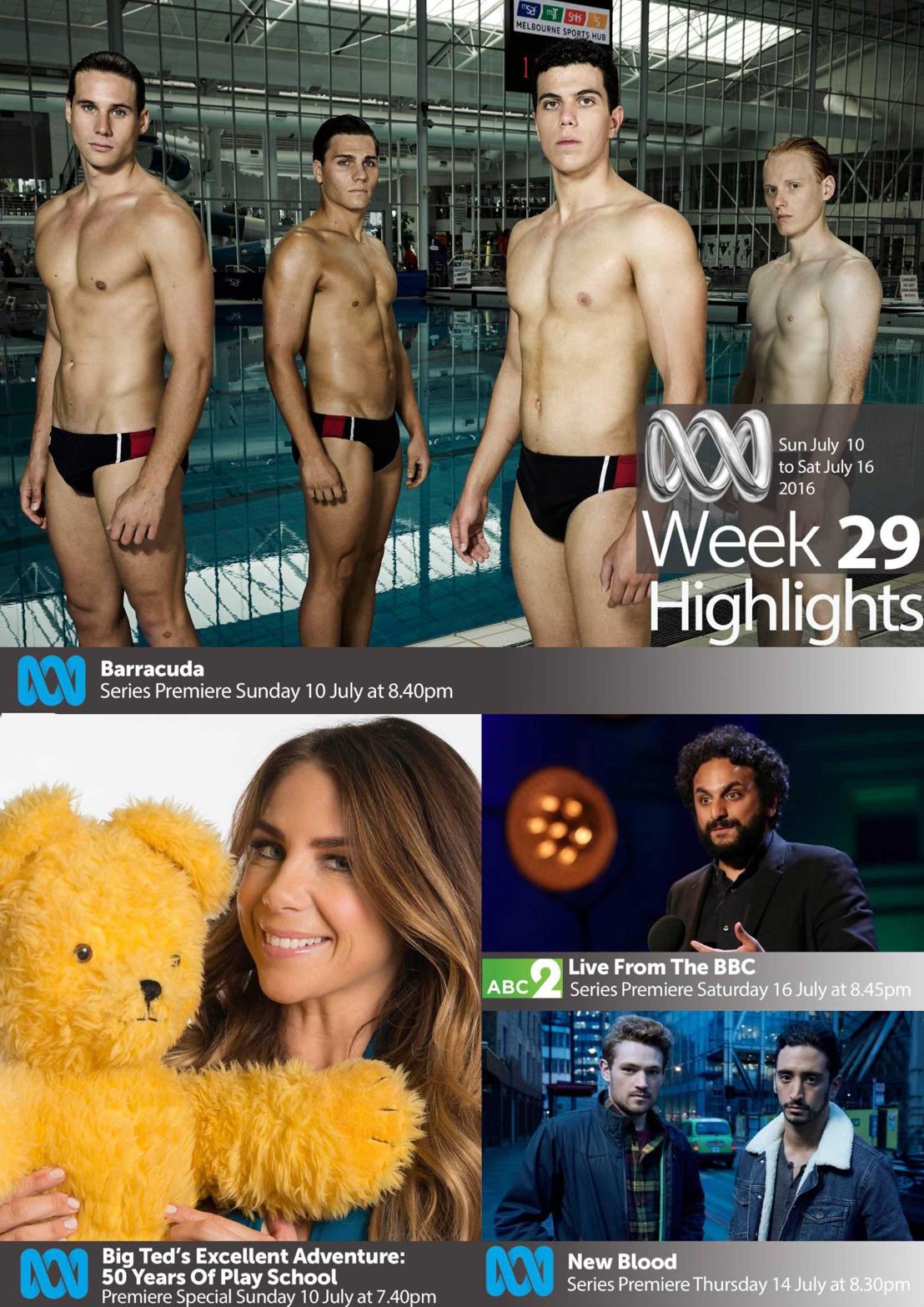 ABC Program Highlights - Week 29