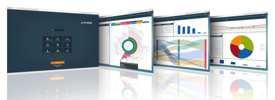 Die Mindlab Solutions Webanalyse Software netmind im Einsatz als Coverflow