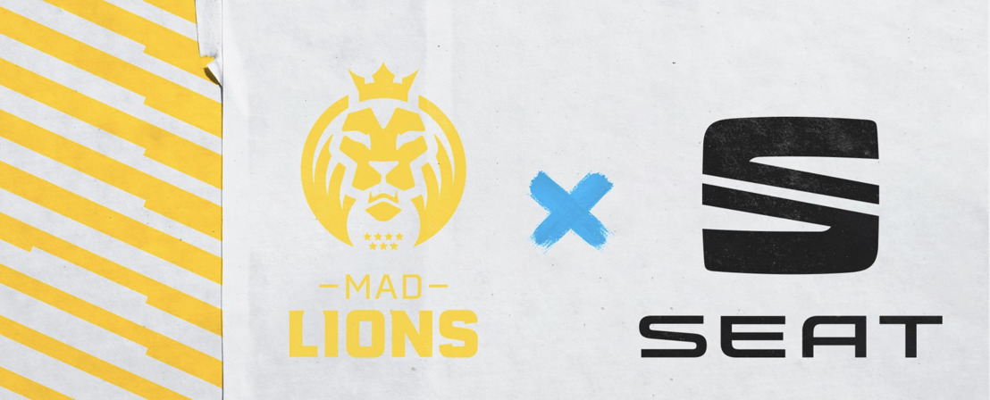 BUCKLE UP: MAD LIONS, SEAT AGREE TO LEAGUE OF LEGENDS PARTNERSHIP