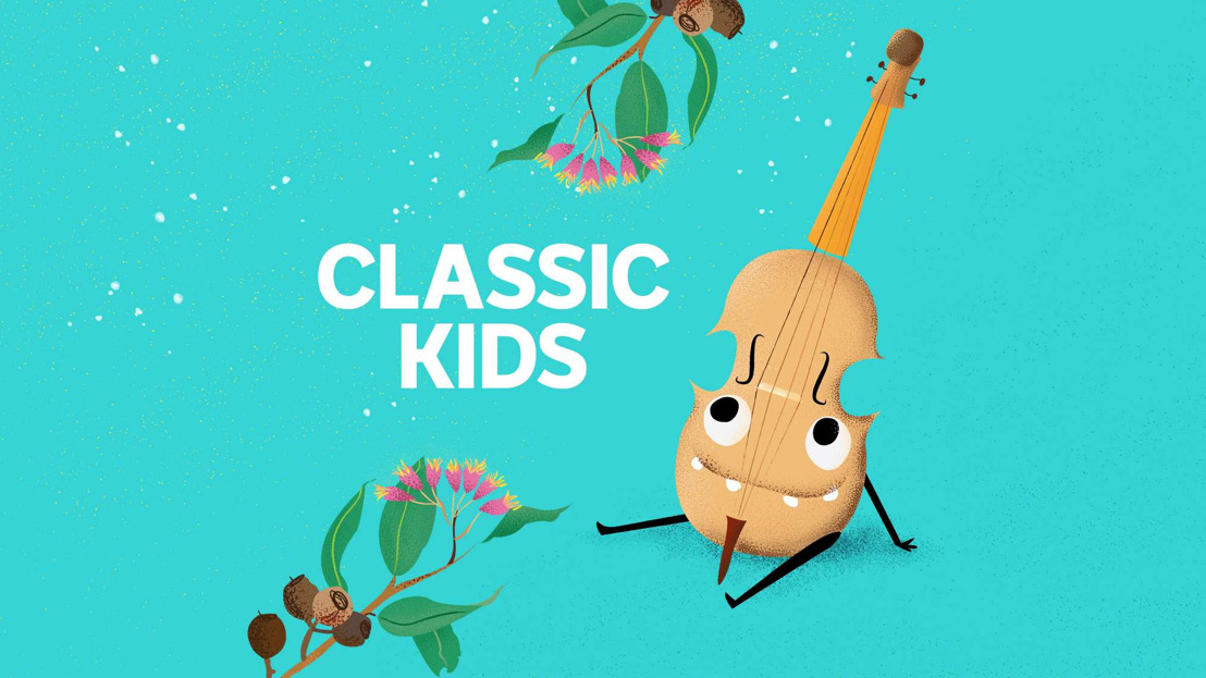 CLASSIC KIDS PODCAST TO INTRODUCE PRE-SCHOOLERS TO THE WONDERS OF CLASSICAL MUSIC