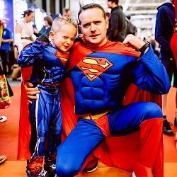 Nog twee dagen tot FACTS, de Belgische Comic Con!