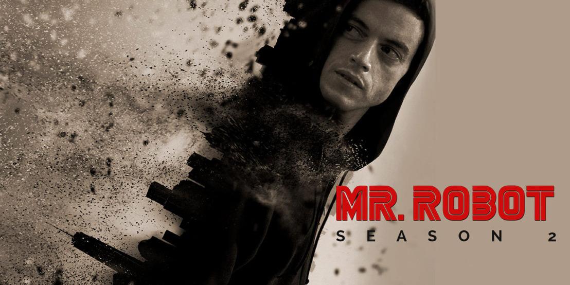Mr. Robot seizoen 2, vanaf 20 juli in Play More!