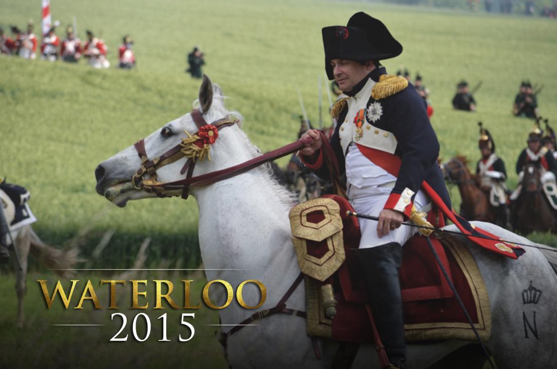 VRT Nieuws Live brengt verslag van herdenking Slag bij Waterloo