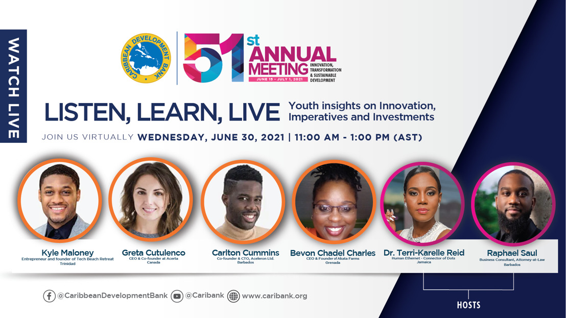 Listen, Learn, Live: Youth Insights on Innovation Imperatives and Investments