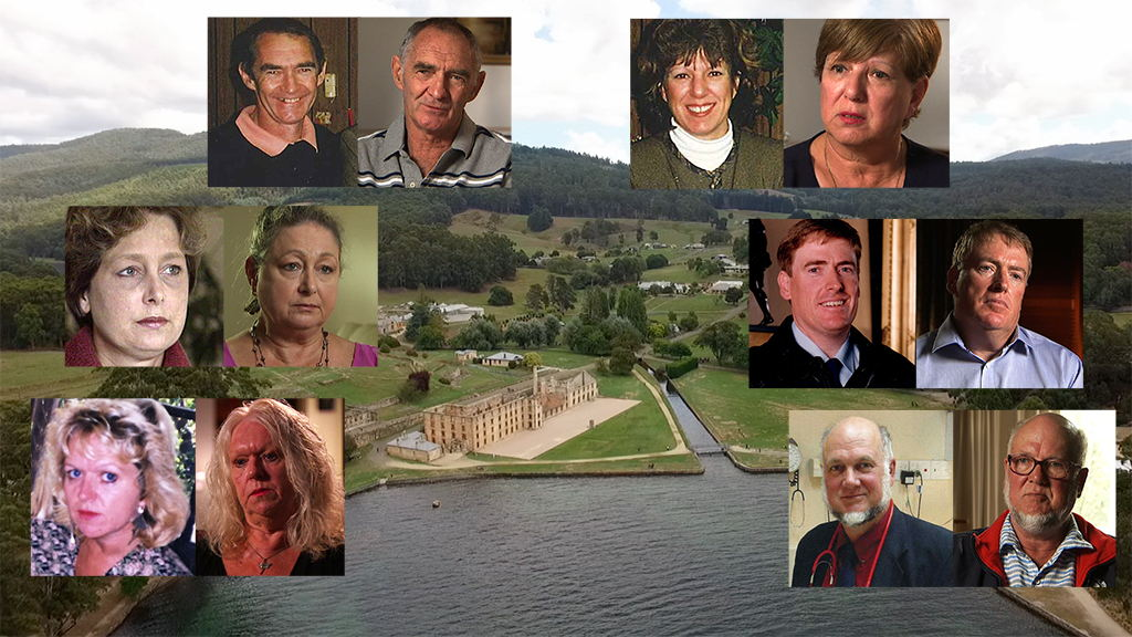 Australian Story: Port Arthur - airs Monday, April 11 at 8pm on ABC & iview