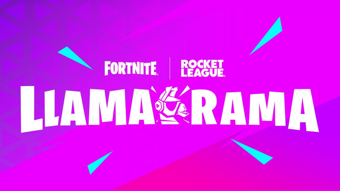 Rocket League y Fortnite anuncian Llama-Rama para celebrar la nueva Temporada de Rocket League