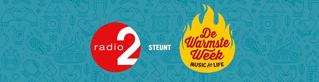 De Warmste Week van Music for Life: Kim Debrie op zoek naar de warmste acties van Radio 2-luisteraars