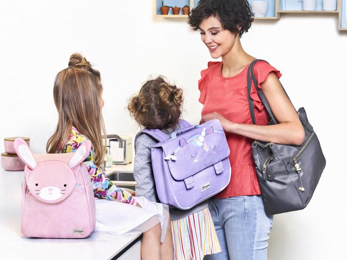 Samsonite bezorgt je kids een geslaagde start van het nieuwe schooljaar met eenhoorns en dino's!