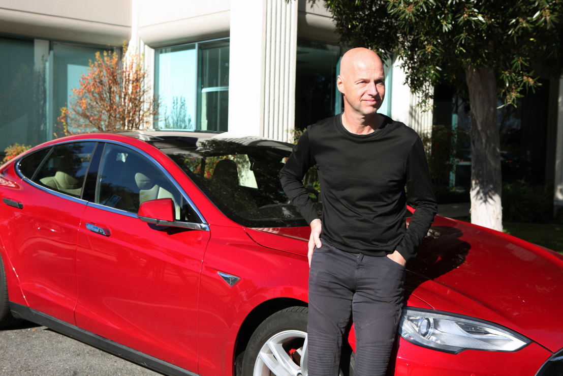 Click to download image of Sebastian Thrun – CEO, Udacity