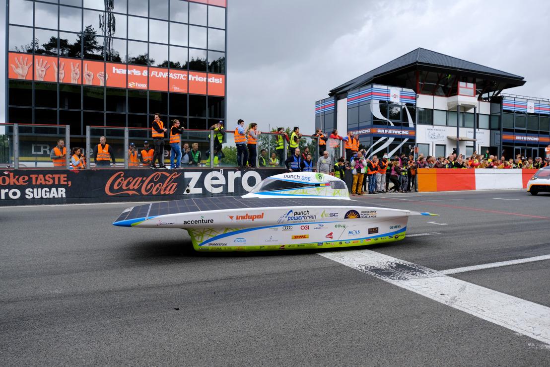 Het Belgische Solar Team behaalt zesde plaats na bewogen Europees kampioenschap