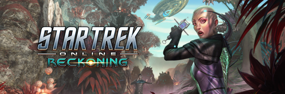 STAR TREK ONLINE : SAISON 12 – RECKONING EST MAINTENANT DISPONIBLE