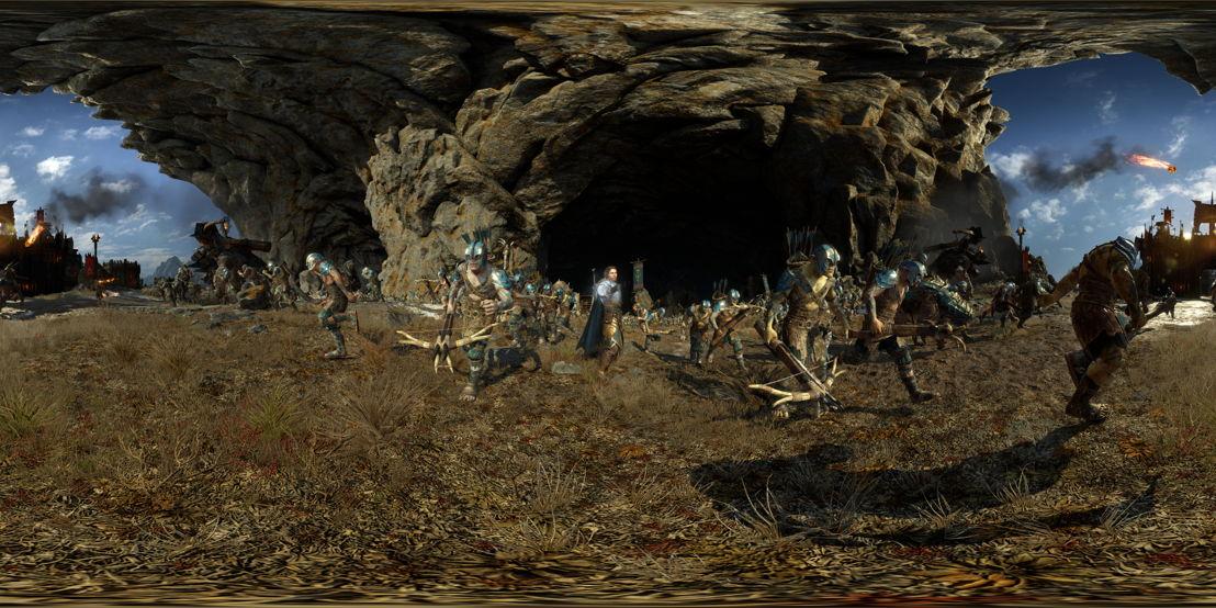 360-Grad-Screenshot mit Nvidia Ansel