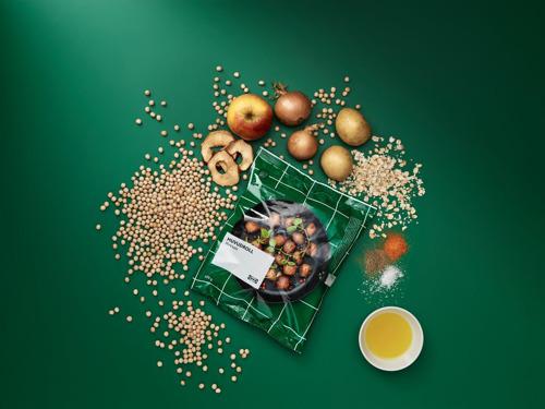 IKEA lanceert het plantballetje, een duurzaam alternatief voor vleesliefhebbers