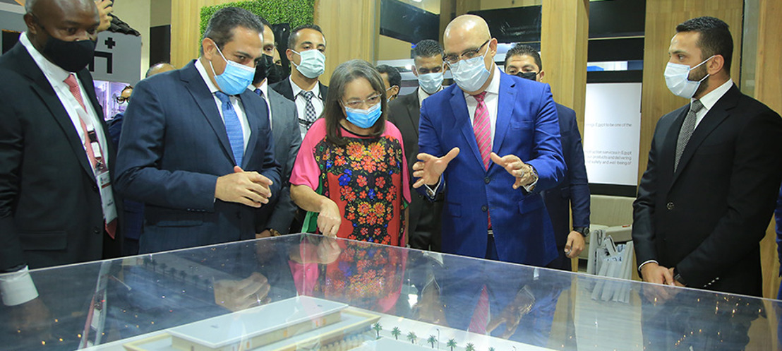 معرض بيج 5 مصر للبناء THE BIG 5 CONSTRUCT EGYPT يحقق نجاحاً كبيراً بإعادة التواصل