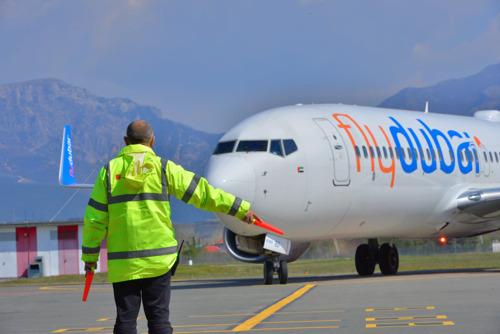 flydubai touches down in Tirana