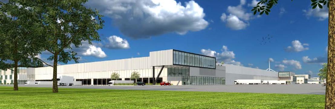 Masterplan Ford Genk voltooid, site klaar voor toekomst