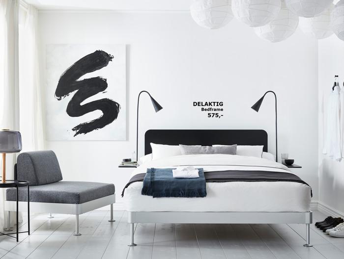 IKEA en Tom Dixon lanceren nieuw DELAKTIG bed en onthullen volgende samenwerking