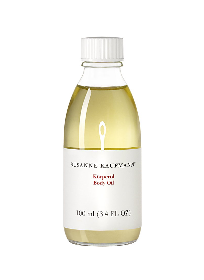 Susanne Kaufmann body oil 100ml 32 euro at Graanmarkt 13