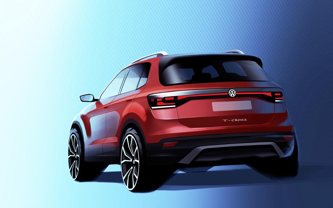 El Nuevo Volkswagen T-Cross destaca por su gran versatilidad