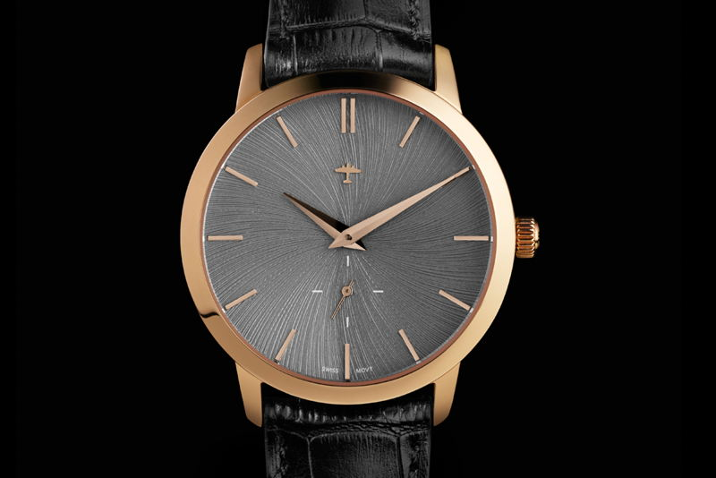 Progeny Rosegold - Schist concept dial 2