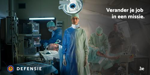 Boondoggle helpt Defensie bij het rekruteren op medisch gebied