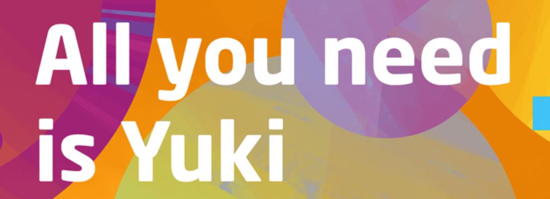 Boekhoudplatform Yuki lanceert gloednieuwe campagne en website