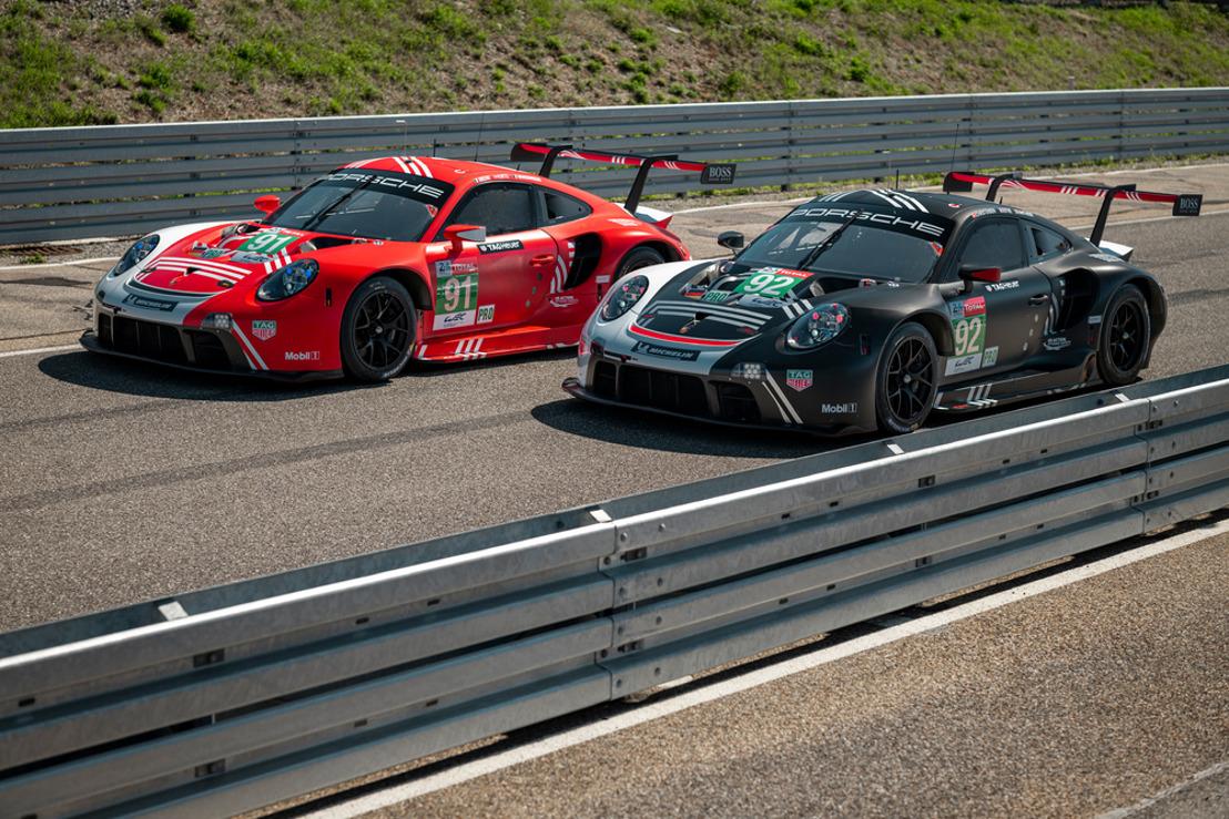 Preview, FIA World Endurance Championship, Round 7, Le Mans (France)