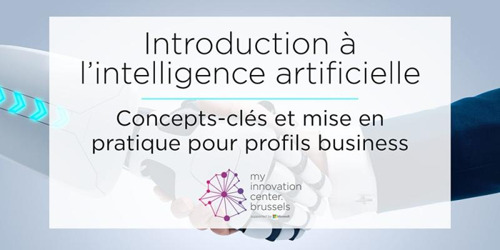 Le mic.brussels lance un programme d'été sur l'intelligence artificielle pour les chercheurs d'emploi et les professionnels bruxellois