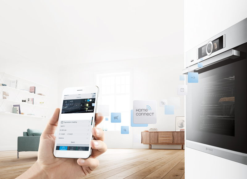 Oven Home Connect ©Bosch