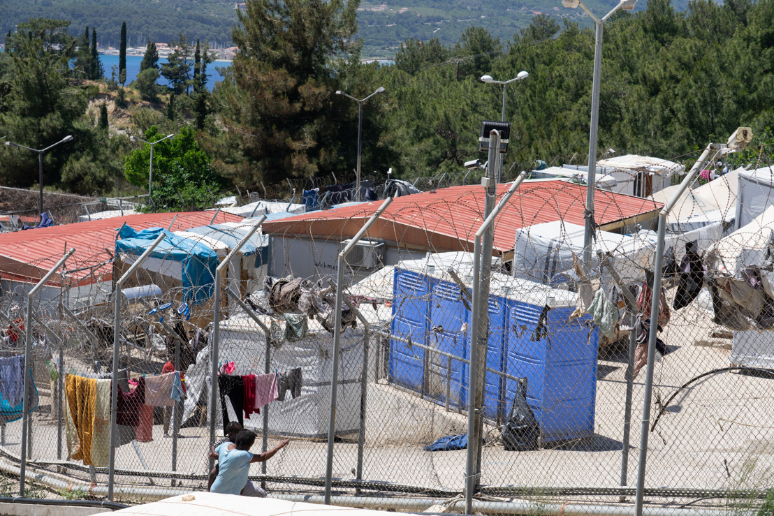 NEW MSF REPORT SHOWS SCALE OF SUFFERING CAUSED BY HOTSPOT SYSTEM ON ASYLUM SEEKERS, REFUGEES AND MIGRANTS