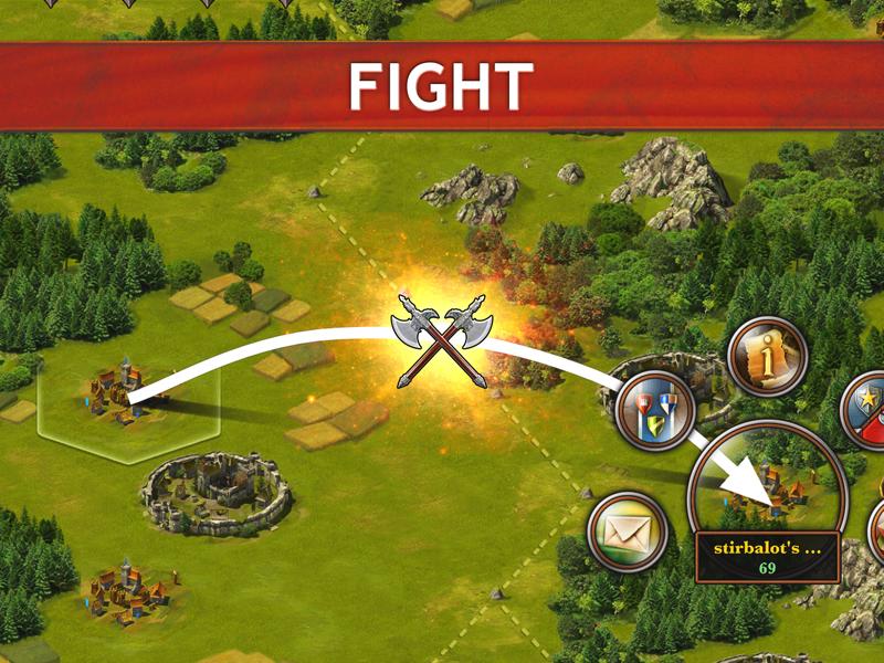 Tribal Wars 2 Fight Asset