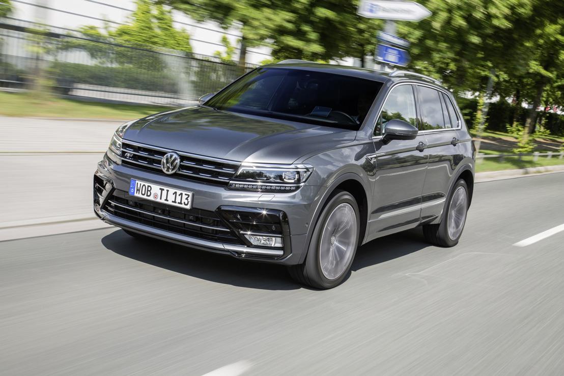 Volkswagen celebra la unidad cinco millones de Tiguan
