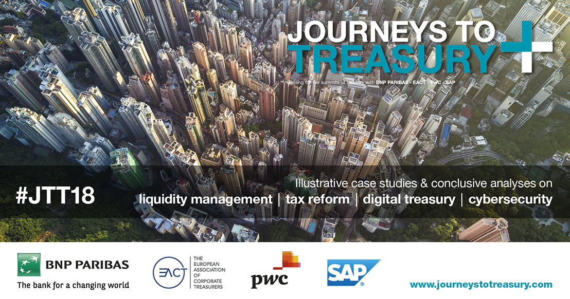 Journeys to Treasury annonce la publication de son nouveau rapport